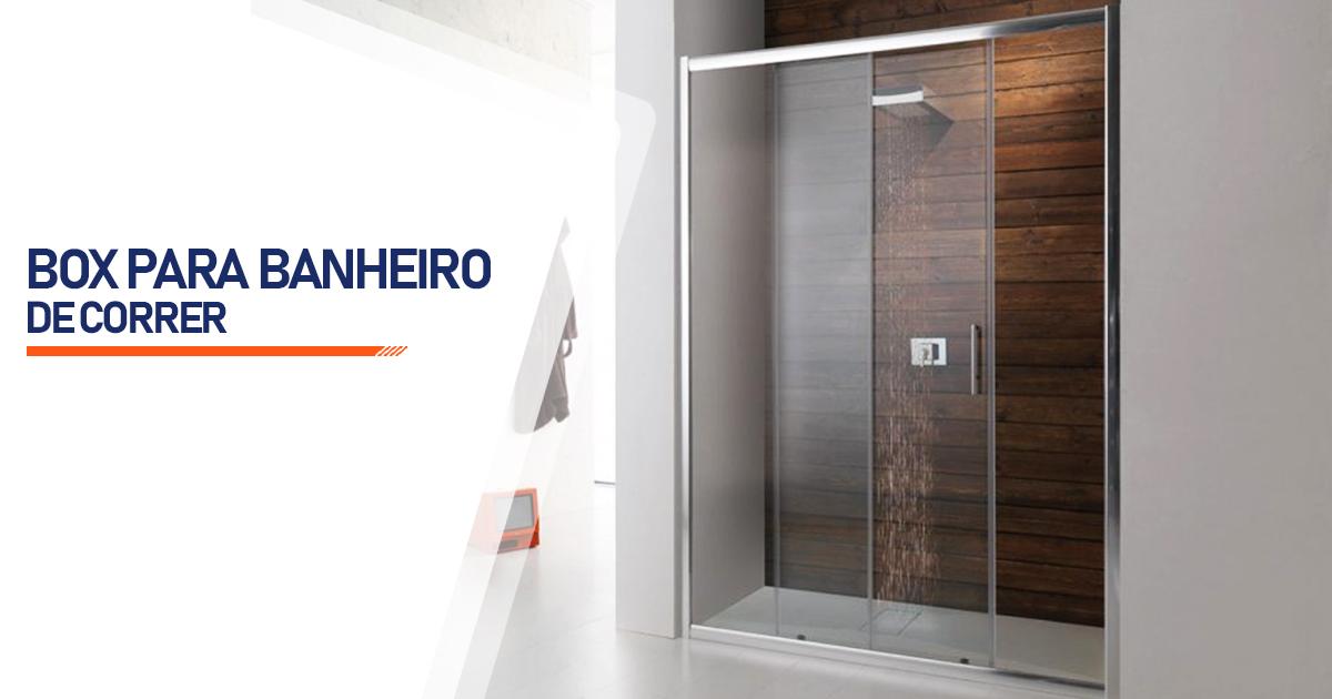 Box de Correr para Banheiro  Curitiba