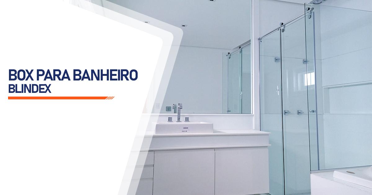 Box para Banheiro Blindex  Curitiba
