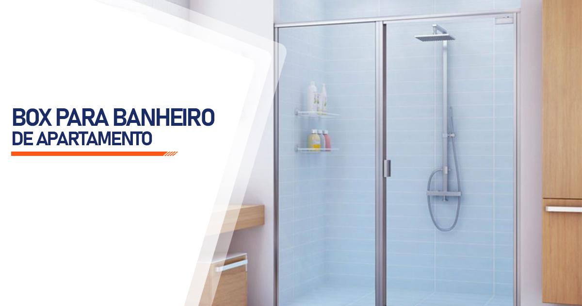 Box para Banheiro de Apartamento Curitiba