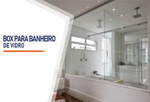 Box para Banheiro de Vidro Curitiba