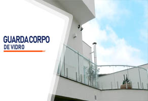 Guarda Corpo de Vidro Curitiba