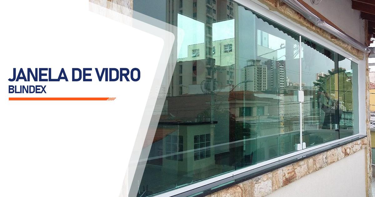 Janela De Vidro Blindex Curitiba