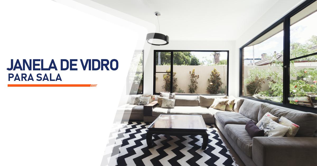 Janela Para Sala De Vidro Curitiba