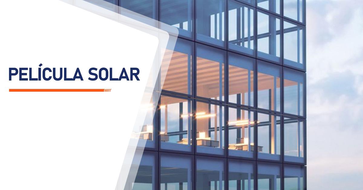 Película Solar Curitiba