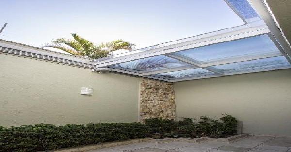 Telhado de Vidro Retrátil Curitiba